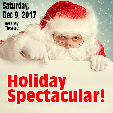 Holiday Spectacular – Dec 9, 2017