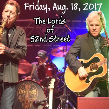 Lords of 52nd Street – August 18, 2017