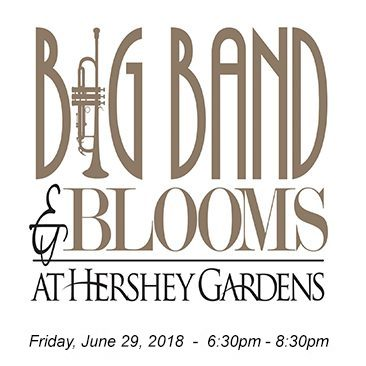 Big Band and Blooms 2018
