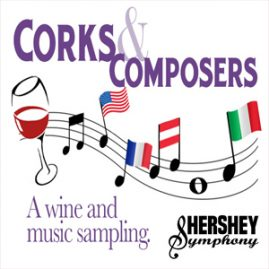 Corks & Composers!